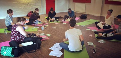 Baby Yoga Bristol The Gentle Touch