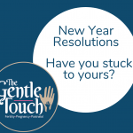 New Year resolutions – have you stuck to yours ?