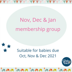Babies due in October, Novemeber or December 2021