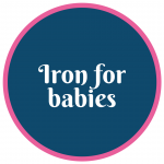 Does my baby need iron supplements?