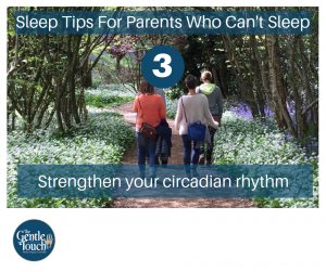 Sleep Tips for Tired Parents