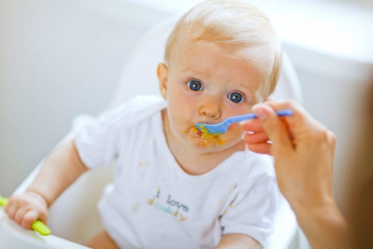 zinc for babies