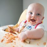 How long should my baby's mealtime last?