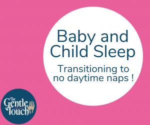 Transitioning to no daytime naps